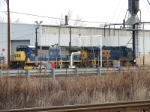 CSX 7629 and 5242